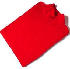 Гольф с начесом очень теплый Турция размер 54-60 код 075 красный