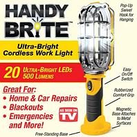 Беспроводная светодиодная лампа-фонарь Handy Brite
