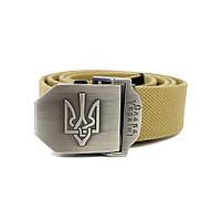 Ремень Helikon Army - Khaki с гербом Украины