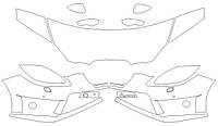 Стандартный набор для SEAT LEON 2010-