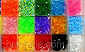 Резинка  для плетения браслетов RAINBOW LOOM BANDS