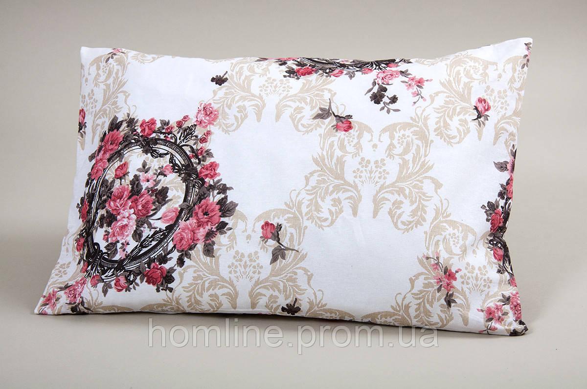Наволочки Lotus ранфорс Angelique розовый 50*70 (2 шт)