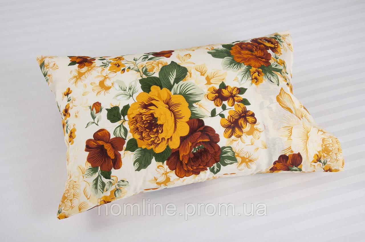 Наволочки Lotus ранфорс Anne желтый 50*70 (2 шт)