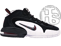 Мужские кроссовки Nike Air Max Penny Black White Red 685153-003 44