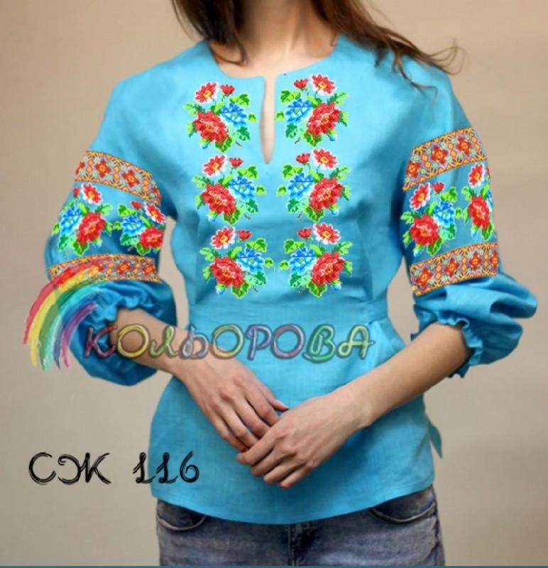 Заготовка жіночої сорочки (СЖ-116)
