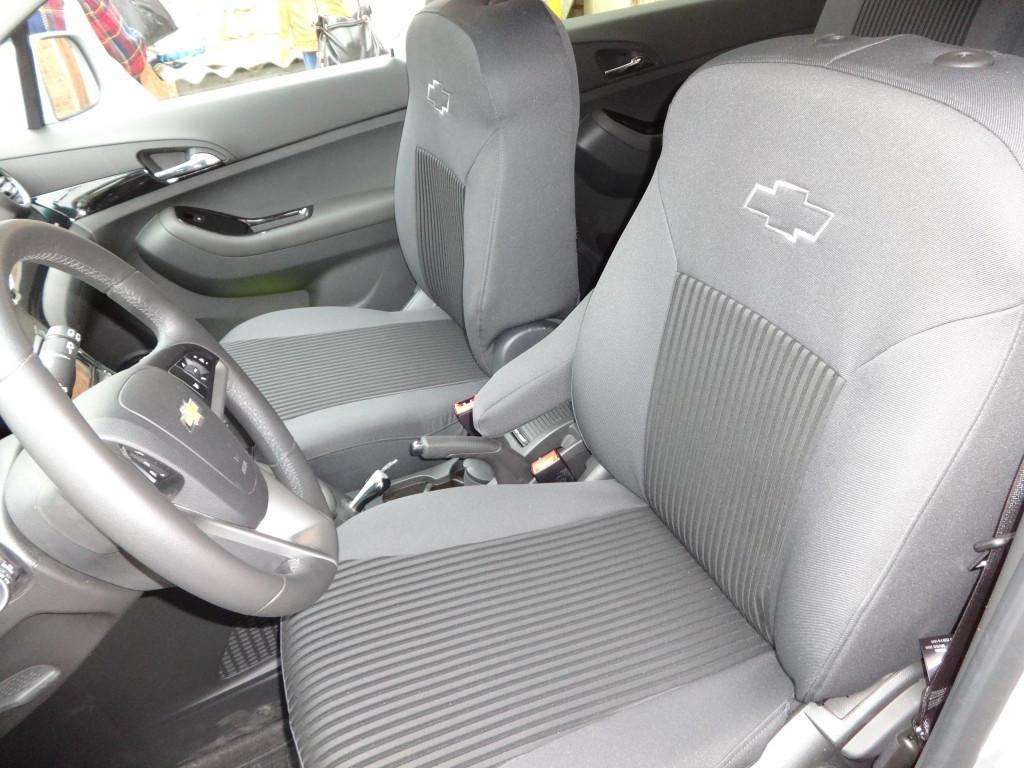 Чехлы модельные Chevrolet Niva c 2009 г Elegant Classic №533