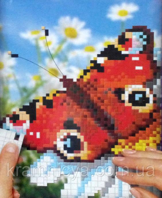 "Мягкая мозаика ""Бабочка"", PM-01-04, 'Pixel'"