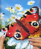 """Мягкая мозаика """"Бабочка"""", PM-01-04, 'Pixel', фото 1"""