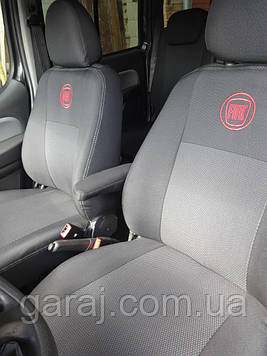 Чехлы модельные Fiat Doblo c 2010 г Elegant Classic №281