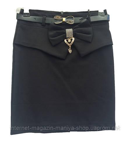 Женская школьная юбка детская