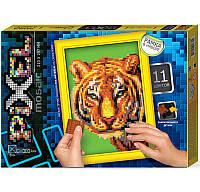 """Мягкая мозаика """"Тигр"""", PM-01-05, 'Pixel', фото 1"""