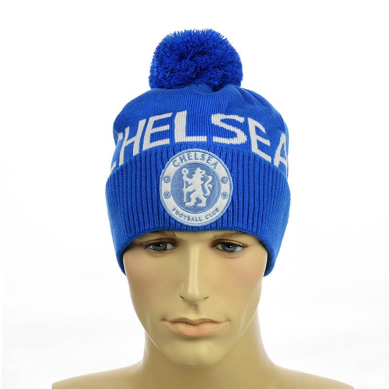 """Футбольная шапка """"Chelsea"""""""
