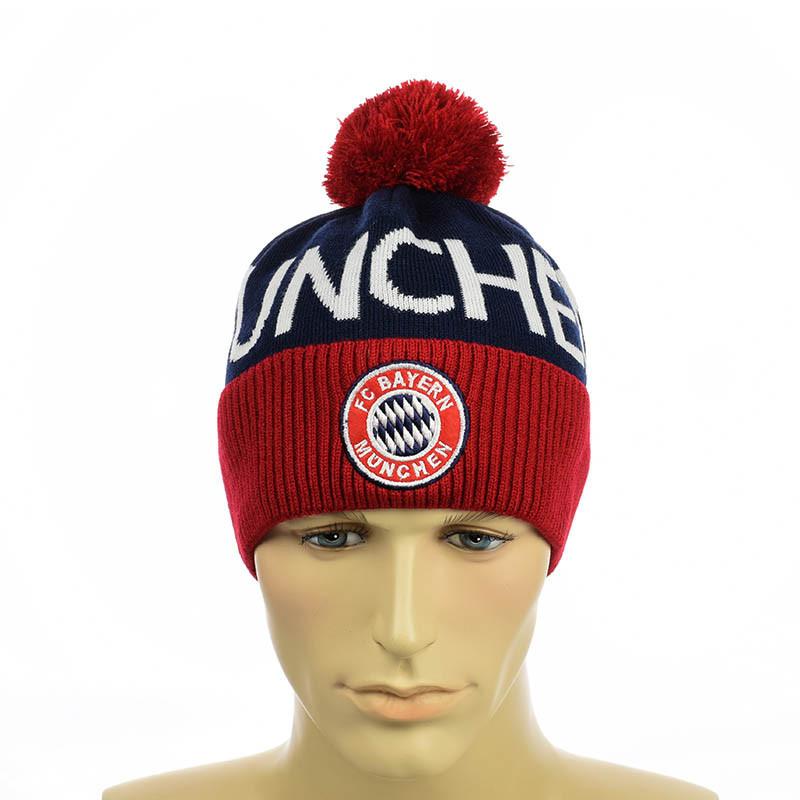 """Футбольная шапка """" FC Bayern"""""""