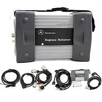 Диагностика для Mercedes-Benz Star diagnosis C3 мультиплексор + 5 кабелей