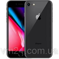 Мобильный телефон Apple iPhone 8 64Gb Black Б/У, идеал Neverlock NQ6V2LL/A, Black