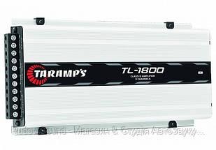 3-канальний підсилювач Taramps TL 1800