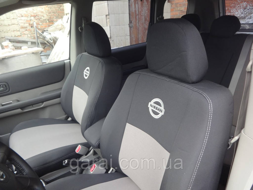 Чехлы модельные Nissan Qashqai II (5 мест) с 2014 г Elegant Classic №481