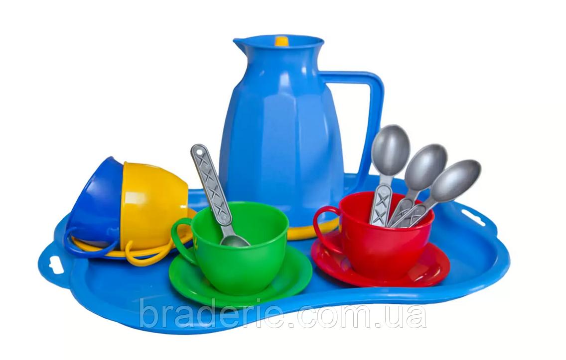 """Игрушка посуда """"Маринка 9 ТехноК"""""""