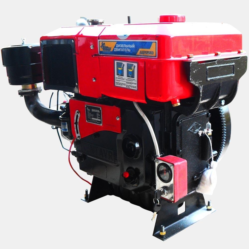 Двигатель ДД1130ВЭ