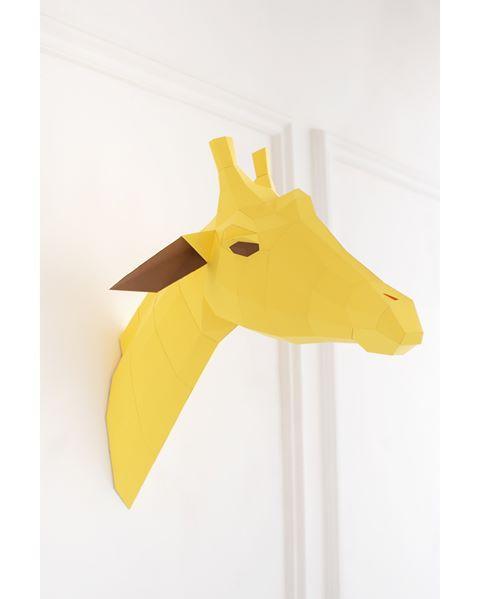 Papercraft Жираф