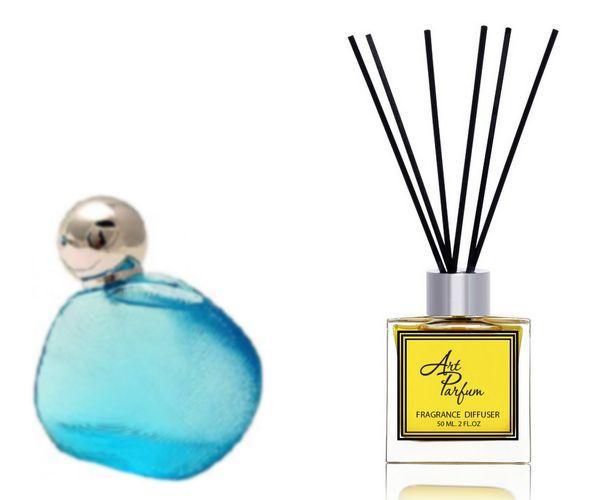 Ароматный диффузор для дома 50 мл, с  парфюмерным ароматом Aqua Women( Аква Вумен Роша )
