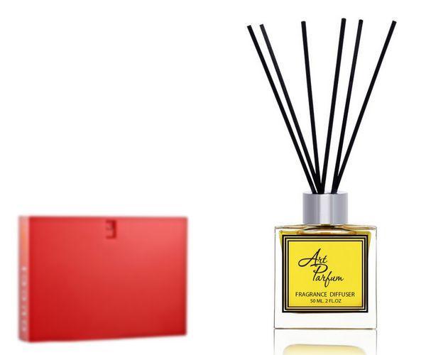 Ароматный диффузор для дома 50 мл, с  парфюмерным ароматом Gucci Rush( Гуччи Раш Гуччи )