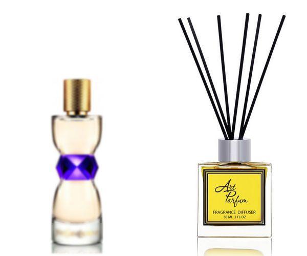 Ароматный диффузор для дома 50 мл, с  парфюмерным ароматом Manifesto( Манифесто Ив Сэн Лоран )