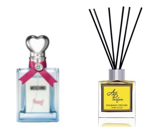 Ароматный диффузор для дома 50 мл, с  парфюмерным ароматом Funny( Фани Москино )