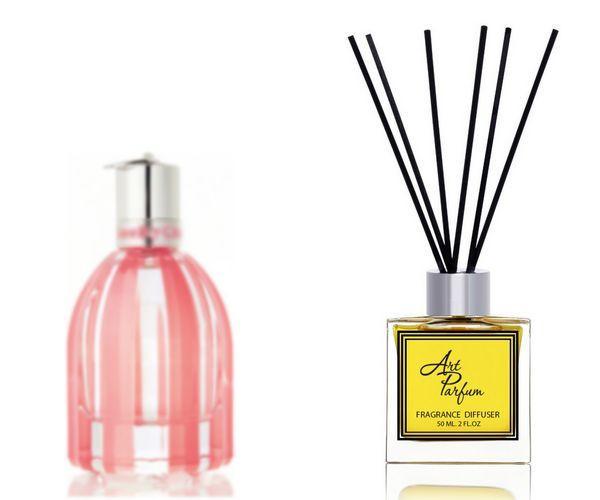 Ароматный диффузор для дома 50 мл, с известным парфюмерным ароматом See by  / Си бай Хлое Хлое