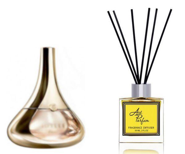 Ароматный диффузор для дома 50 мл, с  парфюмерным ароматом Idylle( Идиль Герлен )