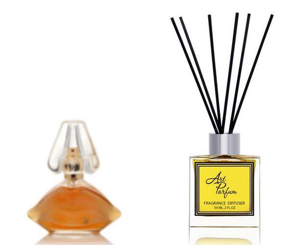 Ароматный диффузор для дома 50 мл, с  парфюмерным ароматом Dali( Дали Сальвадор Дали )