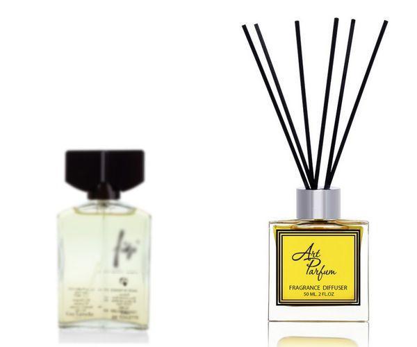 Ароматный диффузор для дома 50 мл, с  парфюмерным ароматом Fidji( Фиджи Лярош )