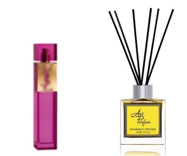 Ароматный диффузор для дома 50 мл, с  парфюмерным ароматом Elle( Эль Ив Сэн Лоран )