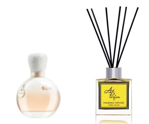 Ароматный диффузор для дома 50 мл, с  парфюмерным ароматом Eau de Lacoste( Л'ё дэ Лакост Лакост )