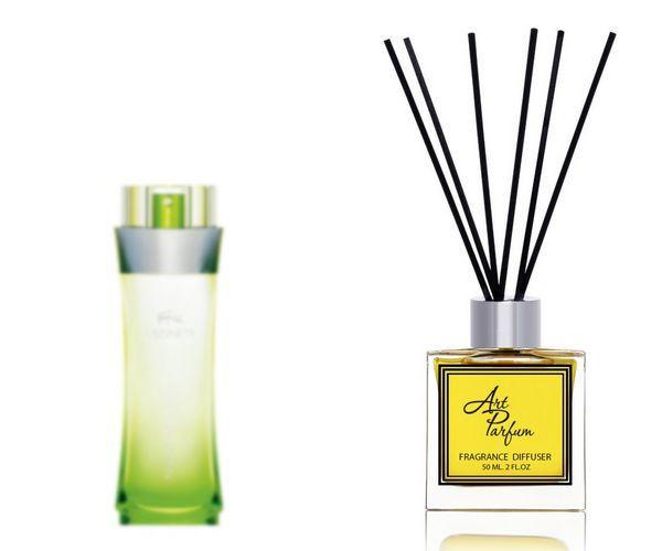 Ароматный диффузор для дома 50 мл, с  парфюмерным ароматом Touch of Spring( Тач оф Спринг Лакосте )