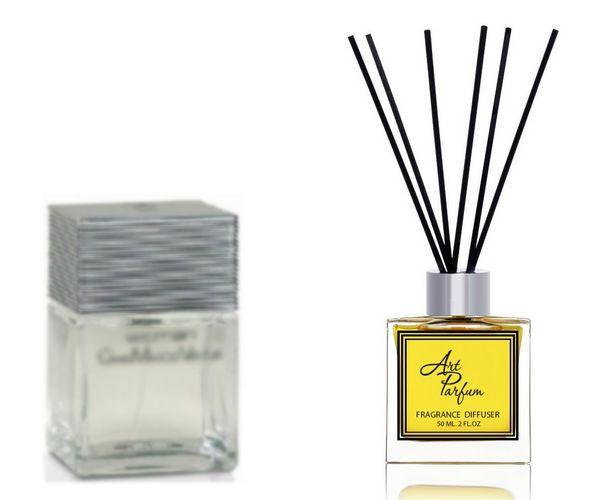 Ароматный диффузор для дома 50 мл, с  парфюмерным ароматом Woman( Вумен Жан Марко Вентуре )