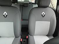 Чехлы модельные Renault Sandero с 2013 г (раздельный) Elegant Classic №376