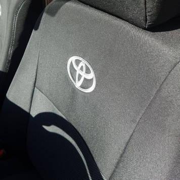 Чехлы модельные Toyota Auris с 2012 г (Maxi) Elegant Classic №480