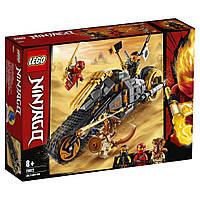 Лего Ніндзяго Мотоцикл Коула для мотокросу 70672