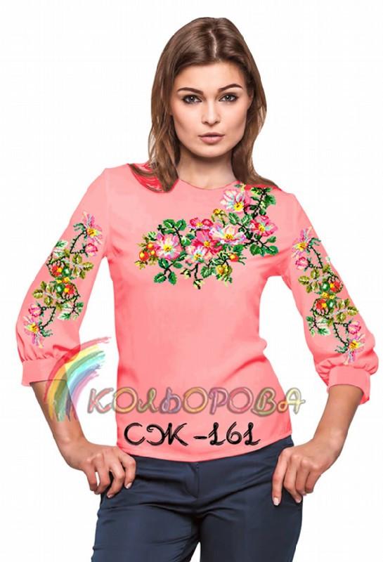 Заготовка жіночої сорочки (СЖ-161)