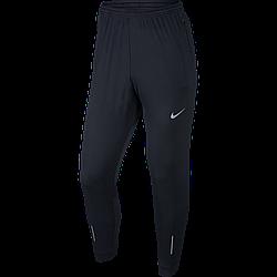 Спортивные штаны Nike Pant Essential Knit 010 (856898-010) black черные L