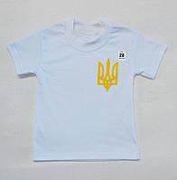 Детская футболка патриот