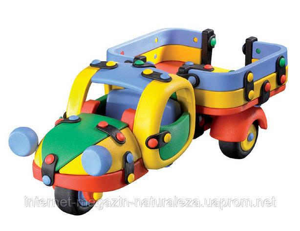 Іграшка 3-х колісний вантажівку Mic-o-Mic, фото 2
