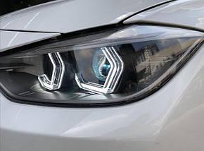 """Кільця підсвічування """"ангельські глазки"""" Iconic Angel Eyes універсальні для BMW, Benz, Subaru., фото 2"""