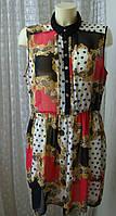 Платье женское легкое летнее туника жара р.50-56 от Chek-Anka, фото 1