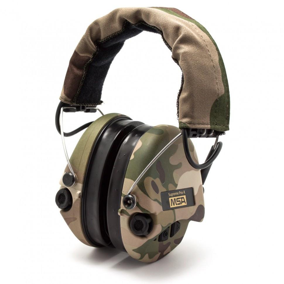 Активні навушники MSA Supreme Pro X Led