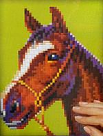 """Мягкая мозаика """"Лошадь"""", PM-01-07, 'Pixel', фото 1"""