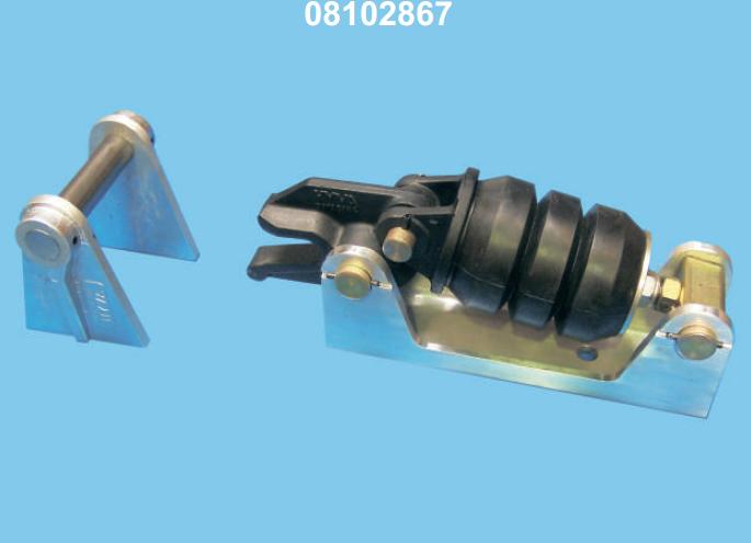 Стальная скоба Hyfix-set HYVA 081 02 864T