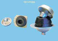 Комплект полипропиленовой резины с стальной чашой HYVA 081 01 024