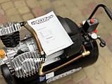 Компрессор воздушный Беларусь 50-2 3500 Вт 450 л/мин 2 цилиндра поршневой, фото 2